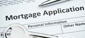 using a mortgage to buy a house or property